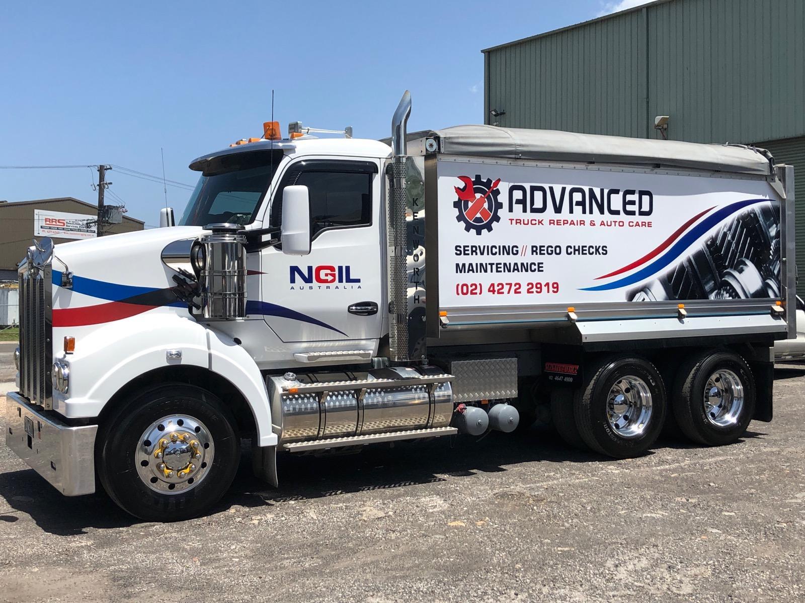 Advanced Truck Repair & Auto Care