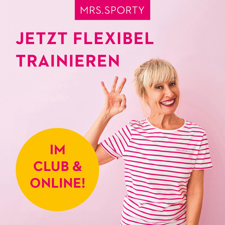 Mrs.Sporty Club Dornbirn Messe