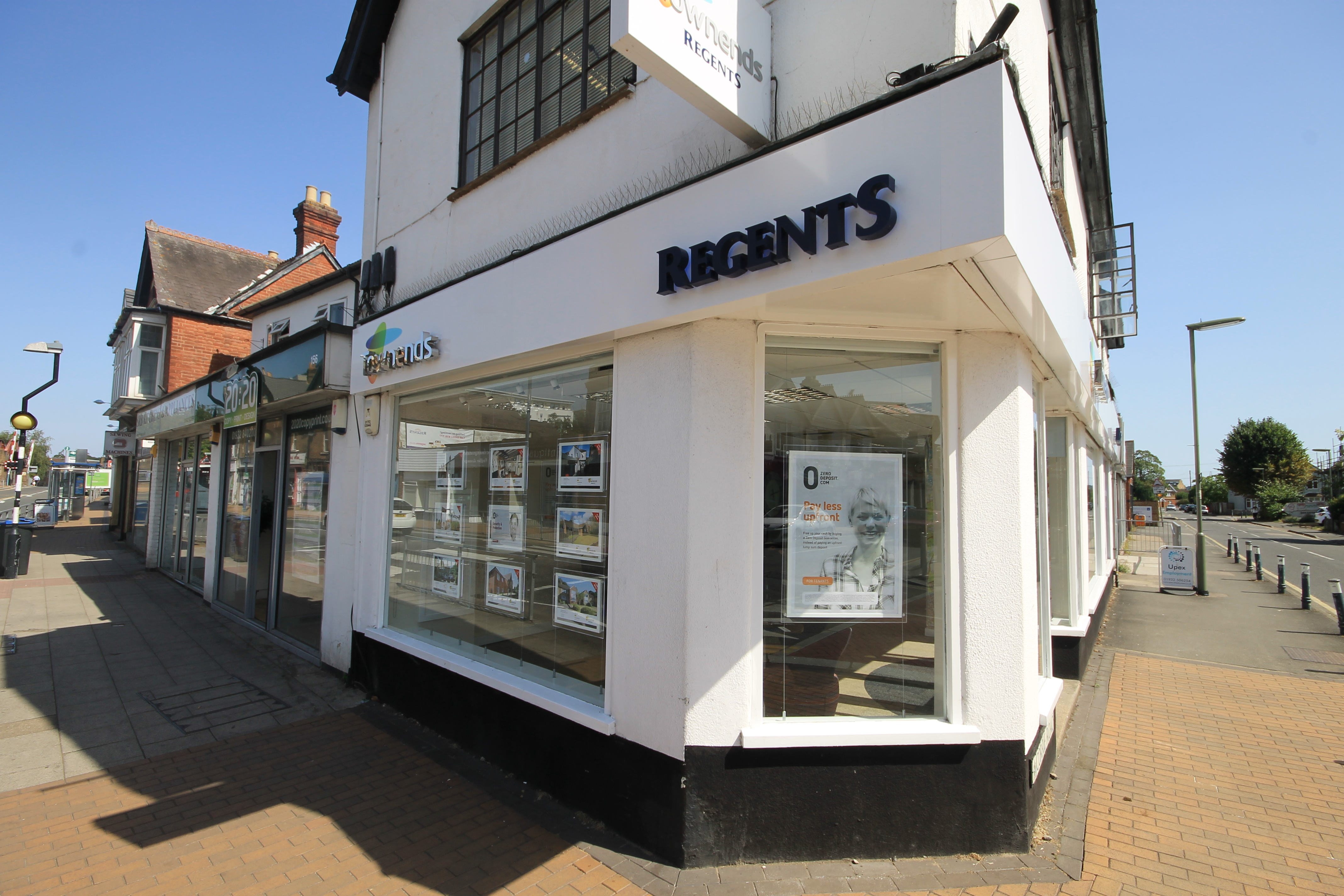 Townends Regents Estate Agents - Addlestone, Surrey KT15 2BD - 01932 504431 | ShowMeLocal.com
