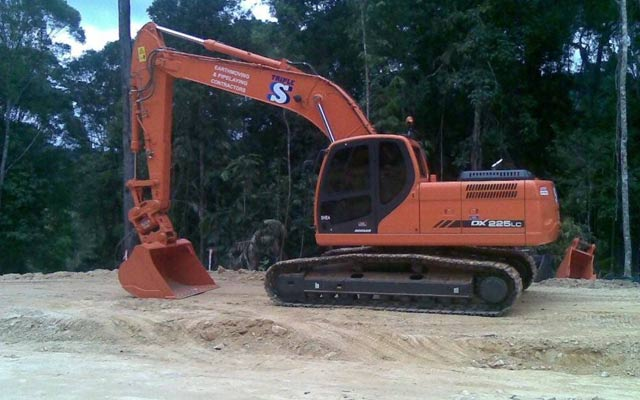Triple S Earthmoving & Pipelaying Contractors Pty Ltd