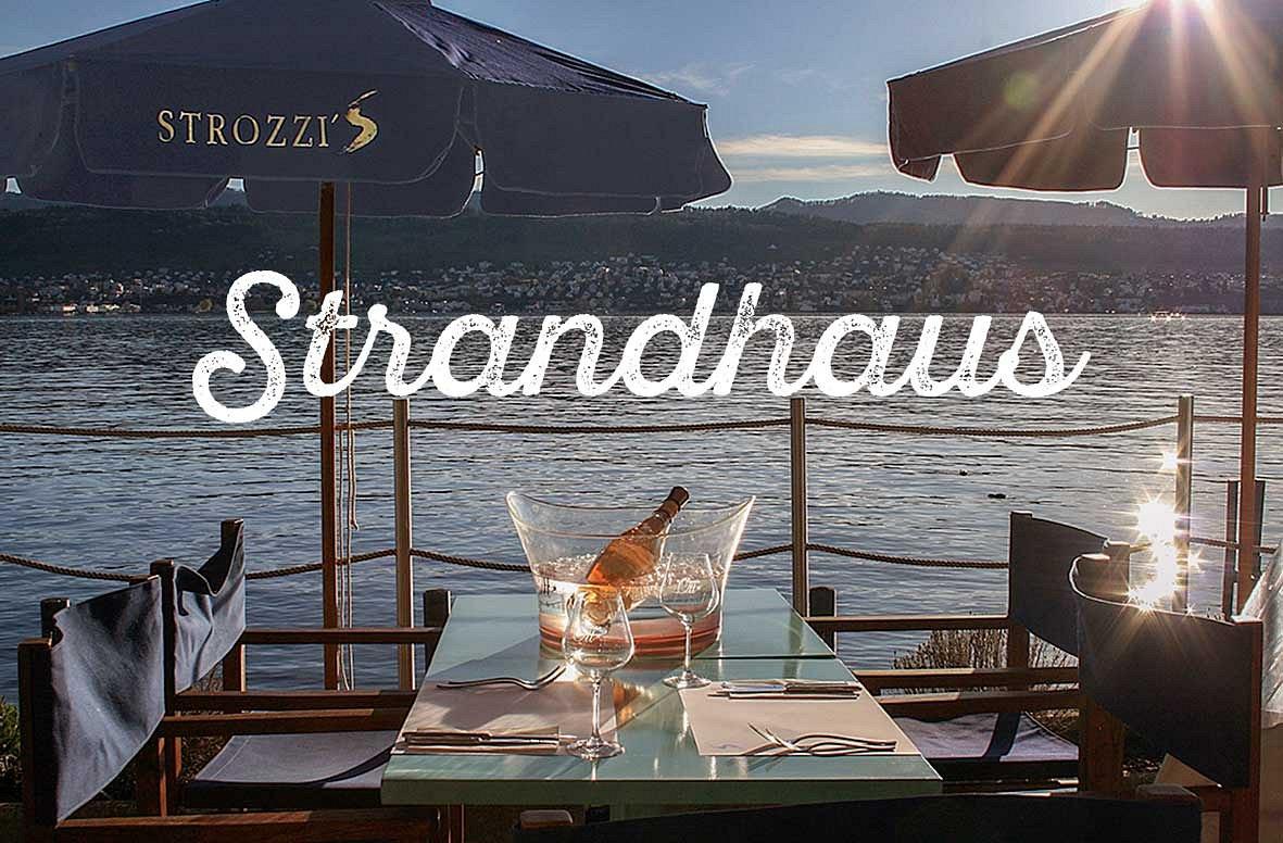 Strozzi's Strandhaus