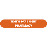 Tembys Day & Night Pharmacy - Broken Hill, NSW 2880 - (08) 8087 3452 | ShowMeLocal.com