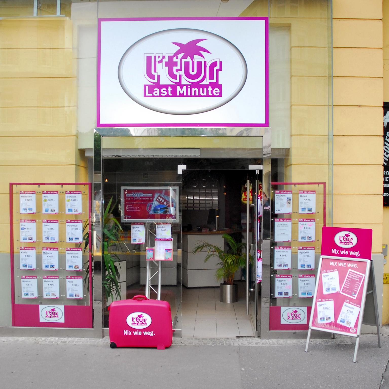 l'tur Reisebüro Graz