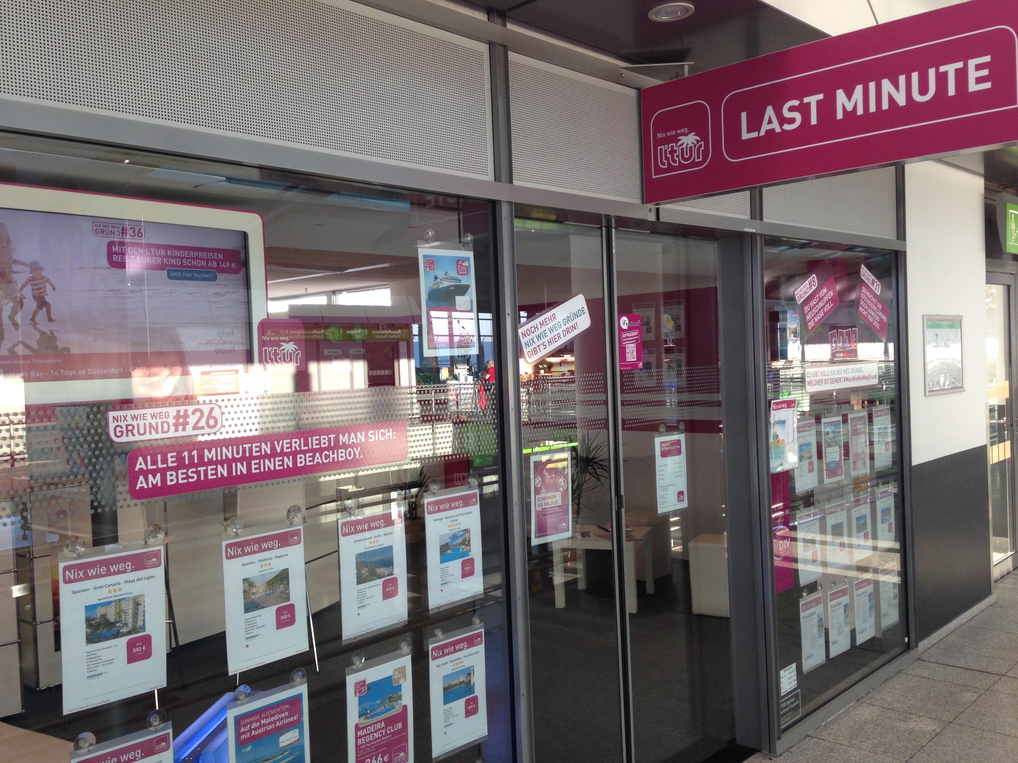 l'tur Reise-Shop Dortmund Flughafen