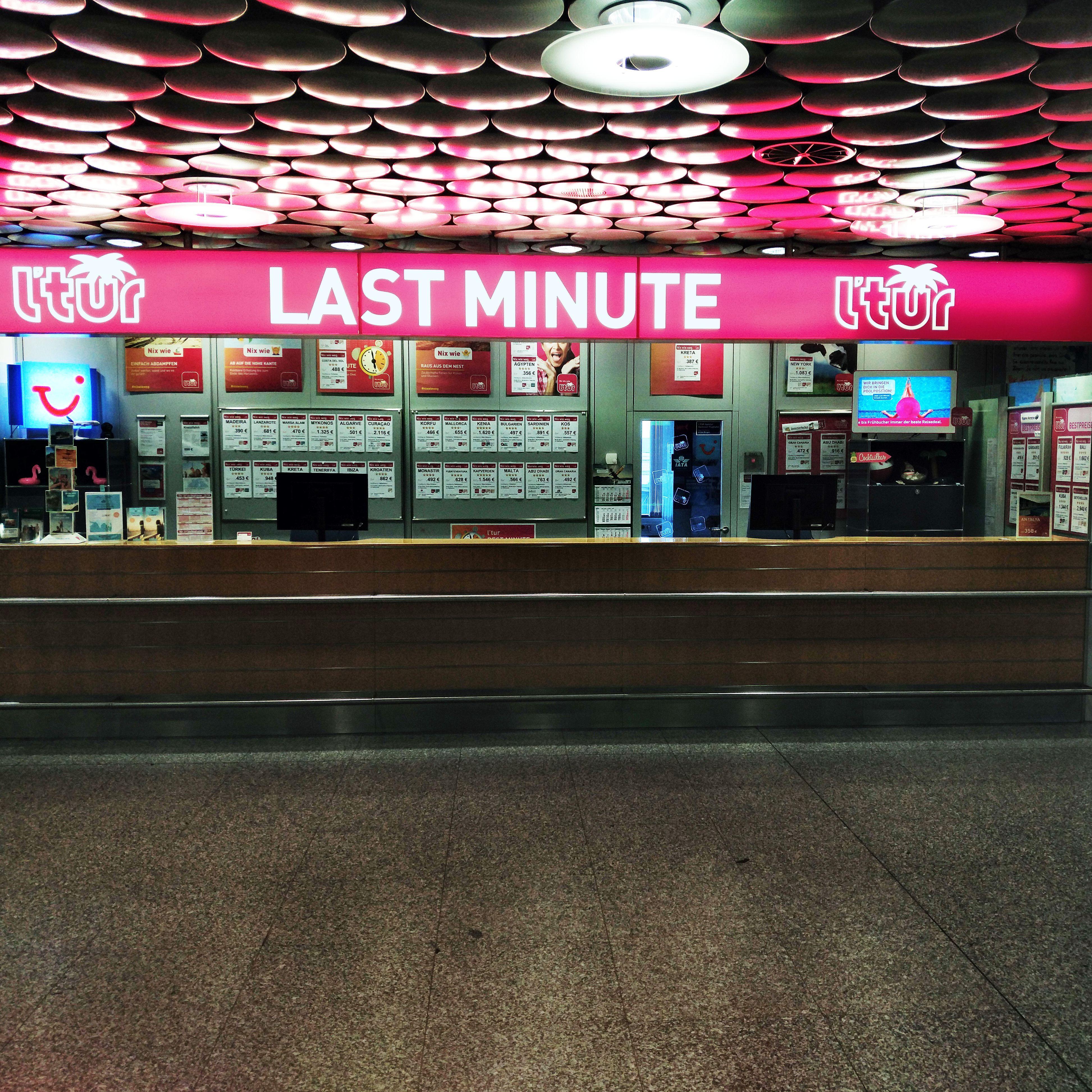 l'tur Reisebüro Hannover Flughafen