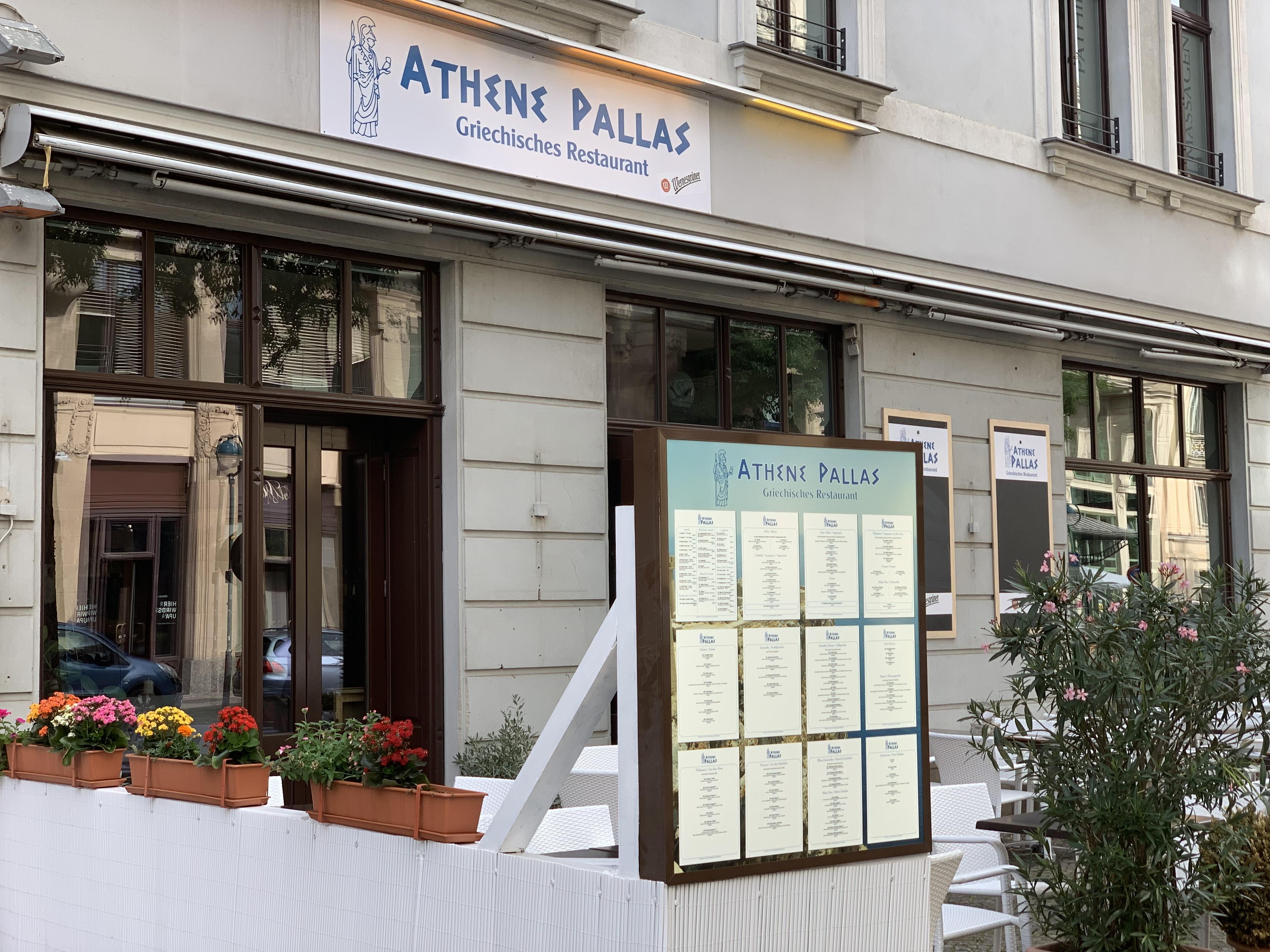 Athene Pallas Leipzig