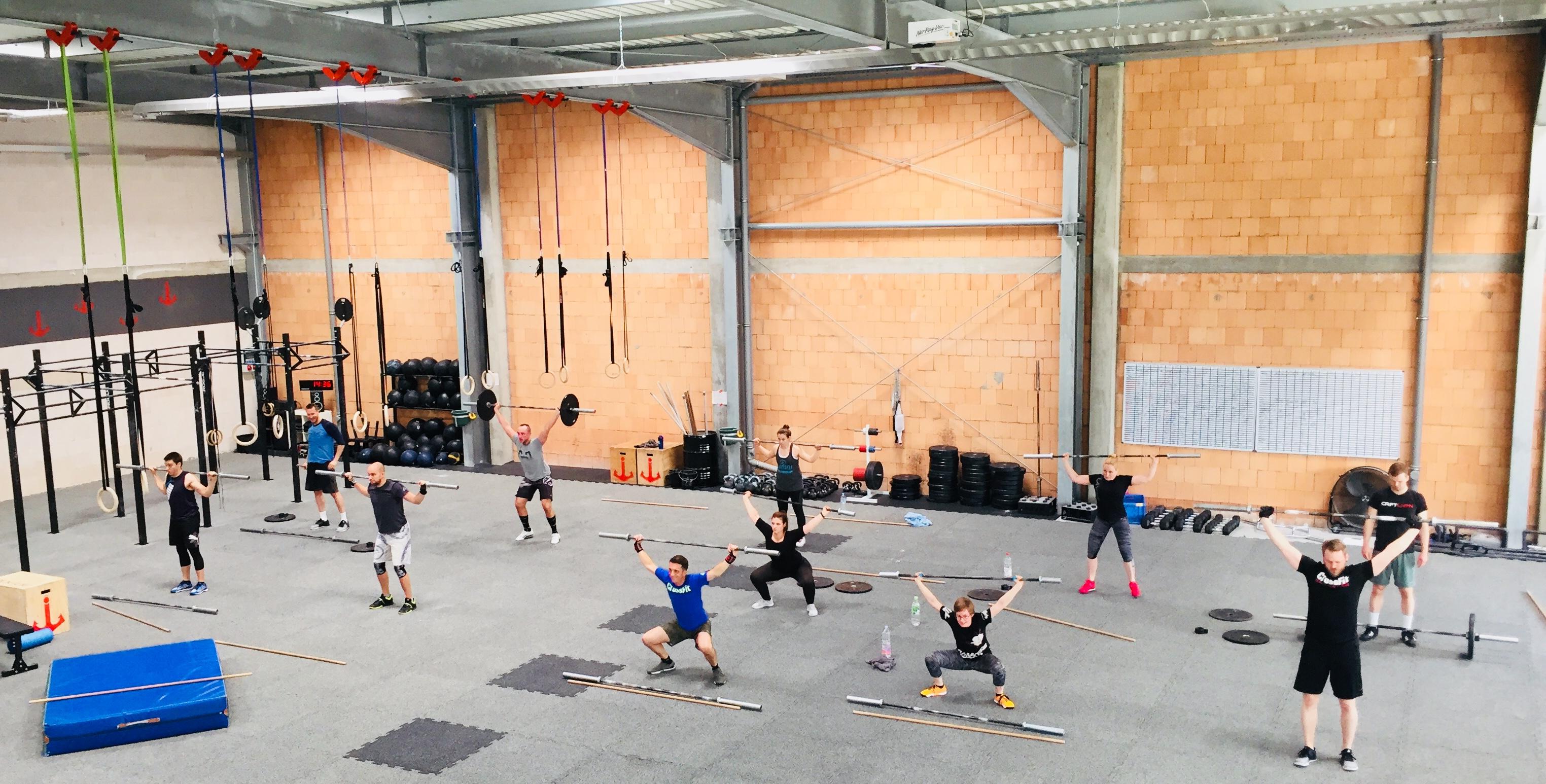 CrossFit Ludwigshafen UG haftungsbeschränkt
