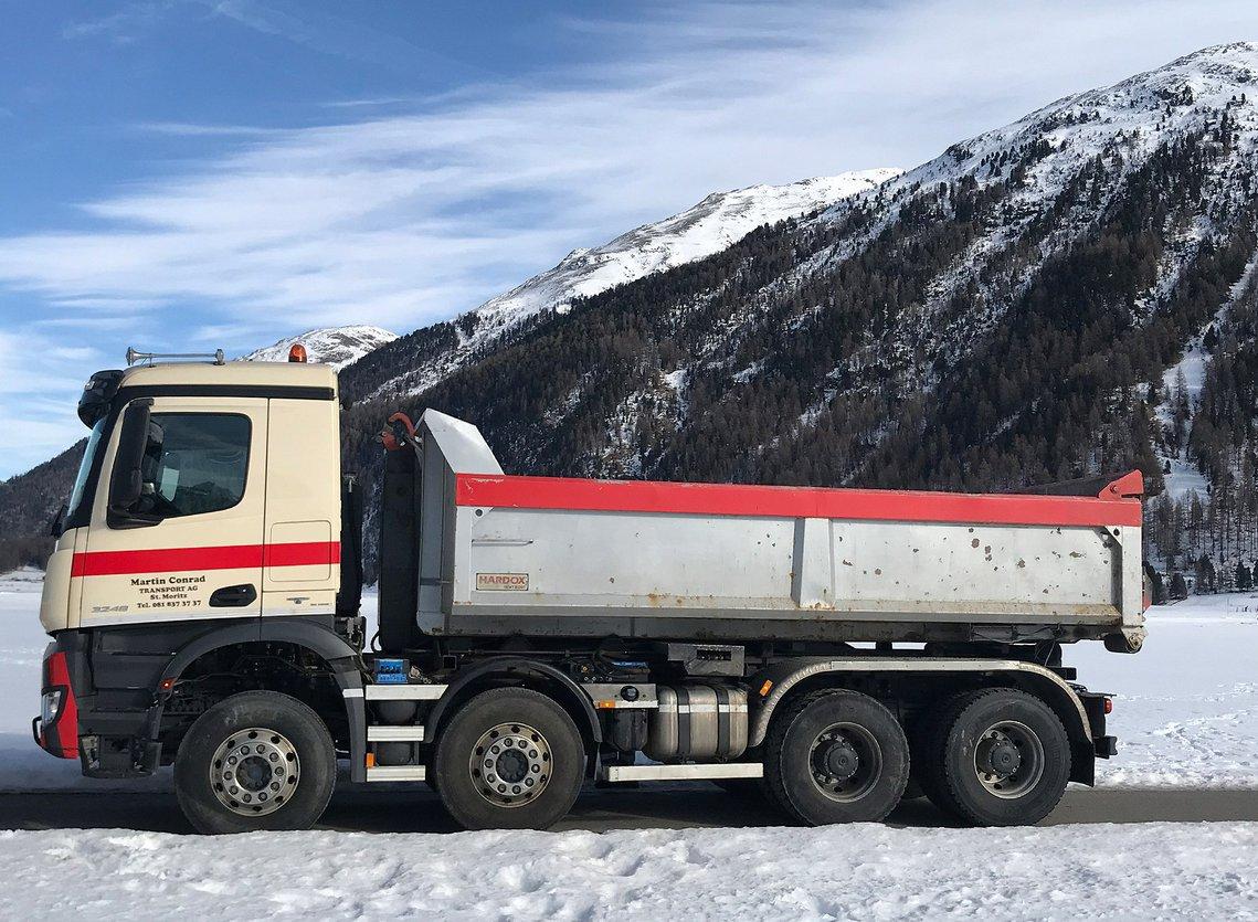 Conrad Martin Transport AG