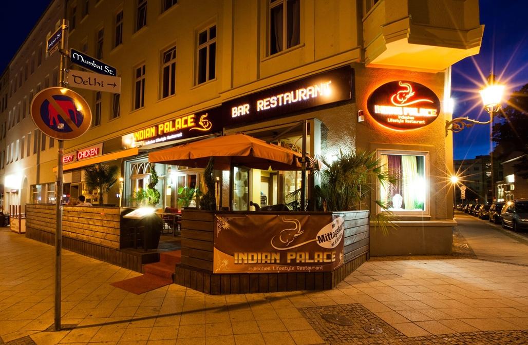 Indian Palace Lifestyle Restaurant