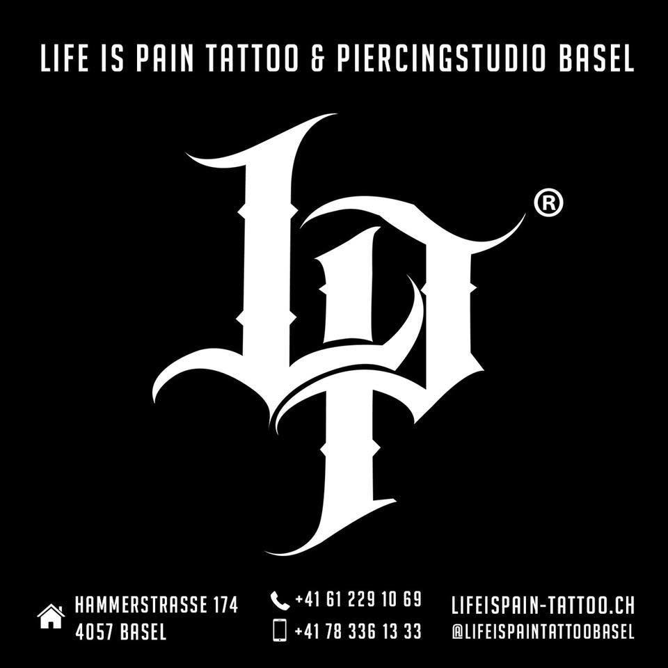 Life Is Pain Basel