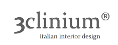 Logo von 3Clinium Interior Design Berlin