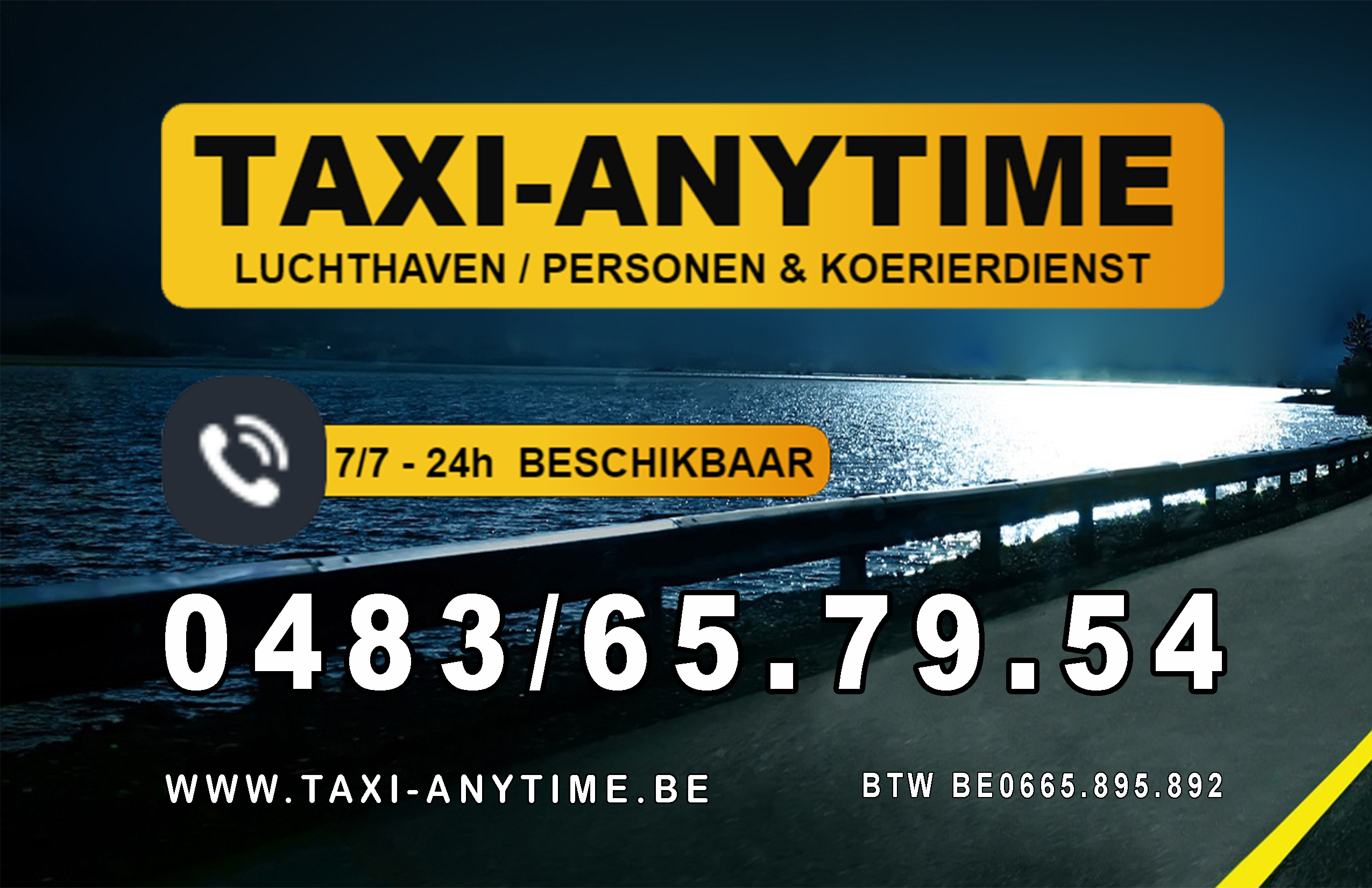 Taxi-anytime