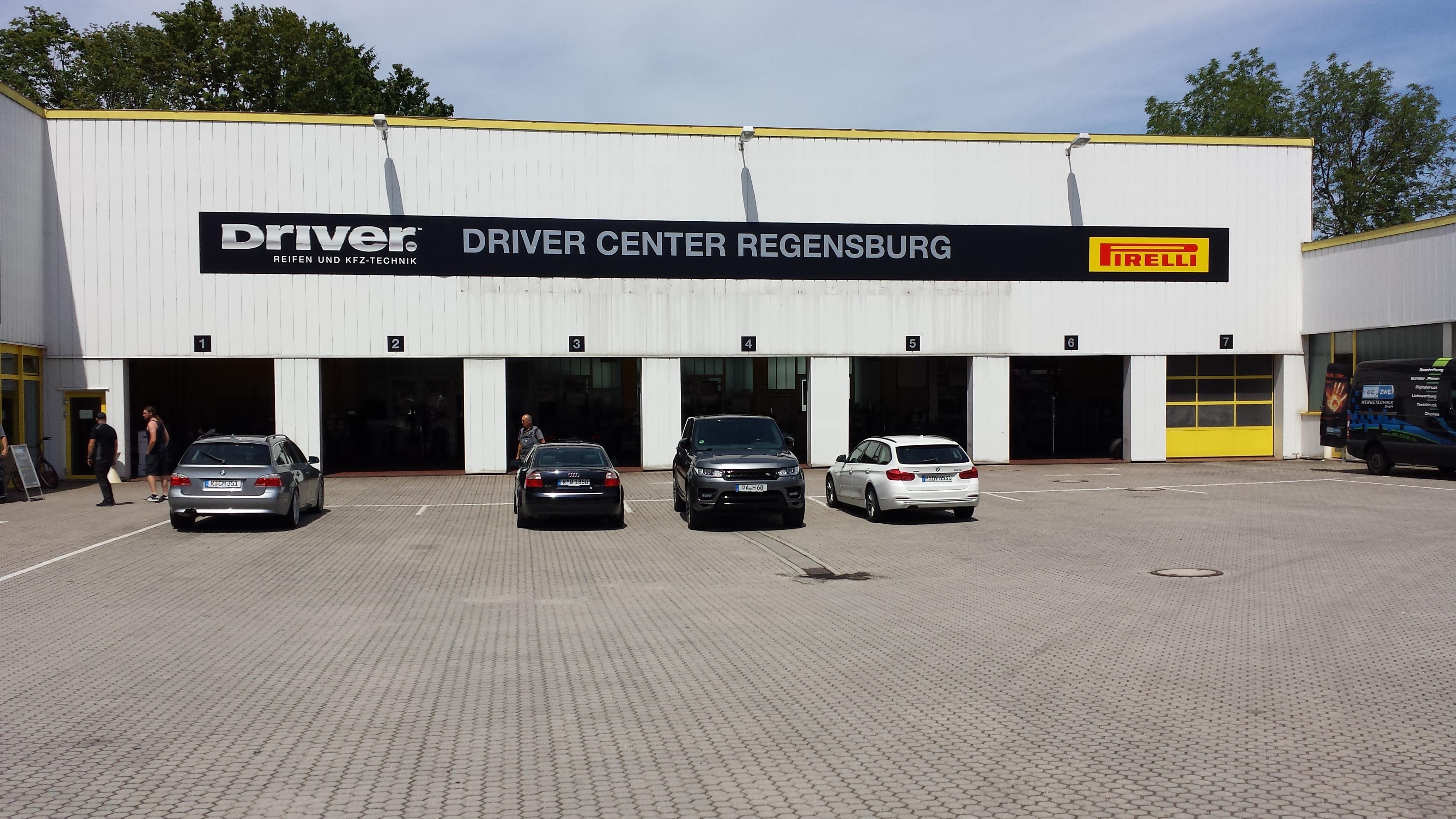 DRIVER CENTER REGENSBURG - DRIVER REIFEN UND KFZ-TECHNIK GMBH