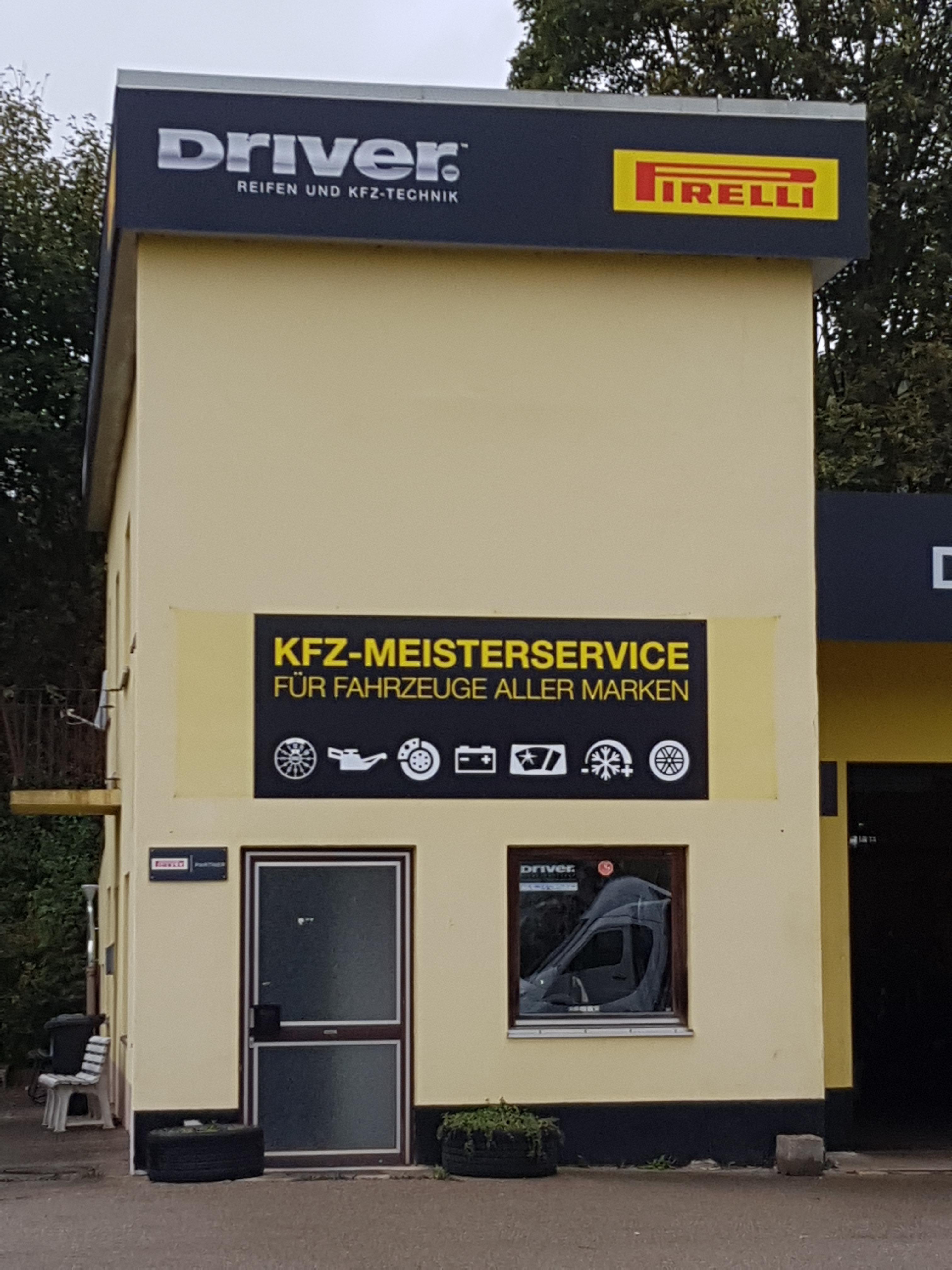 DRIVER CENTER TREUCHTLINGEN - DRIVER REIFEN UND KFZ-TECHNIK GMBH