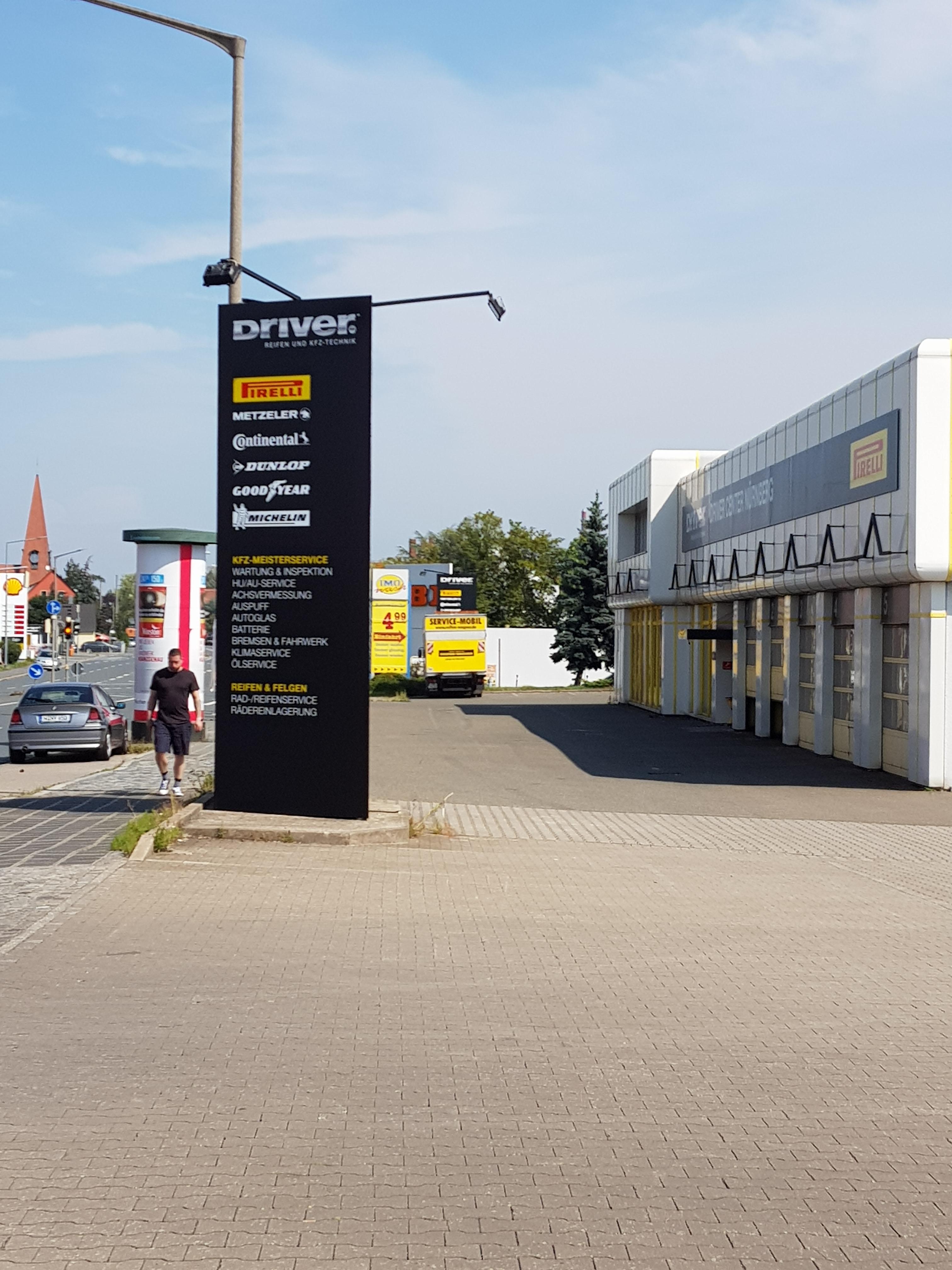 DRIVER CENTER NÜRNBERG - DRIVER REIFEN UND KFZ-TECHNIK GMBH