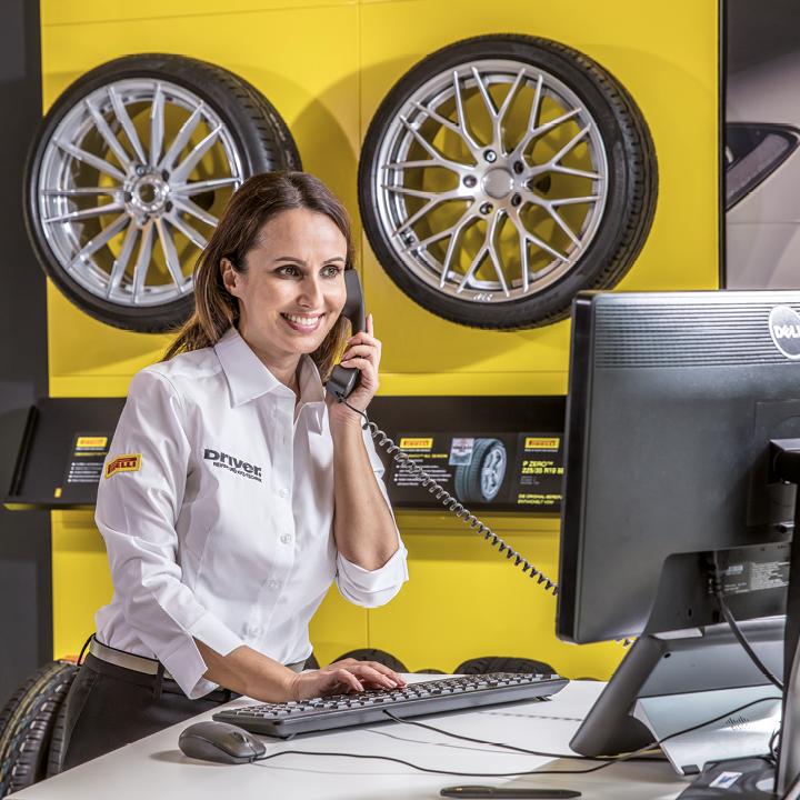 DRIVER CENTER HAMBURG-BAHRENFELD - DRIVER REIFEN UND KFZ-TECHNIK GMBH