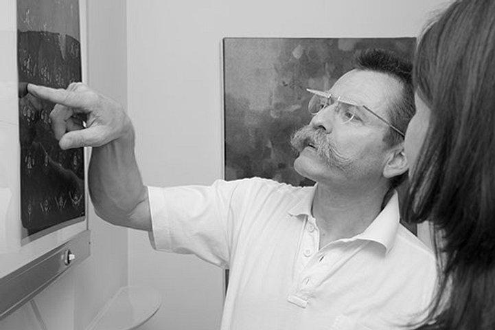 Dr. med. Rolf Hunkeler