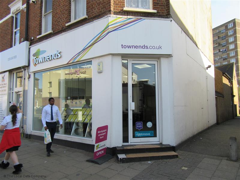 Townends Estate Agents - Thornton Heath, London CR7 8RY - 020 3911 1741 | ShowMeLocal.com