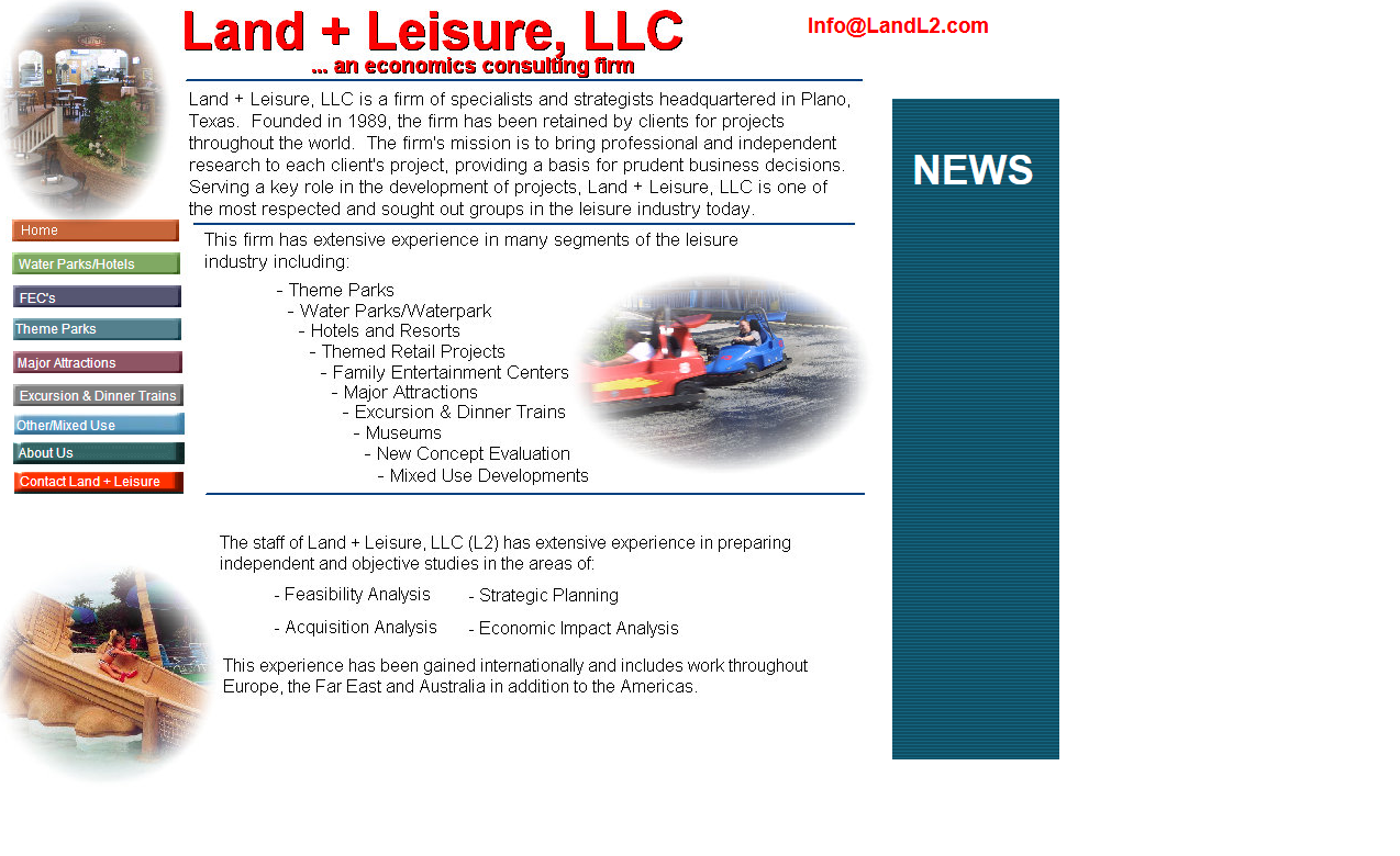 Land and Leisure LLC