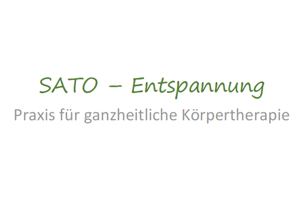 Bild zu SATO-Entspannung Praxis für ganzheitliche Körpertherapie in Borgsdorf Stadt Hohen Neuendorf