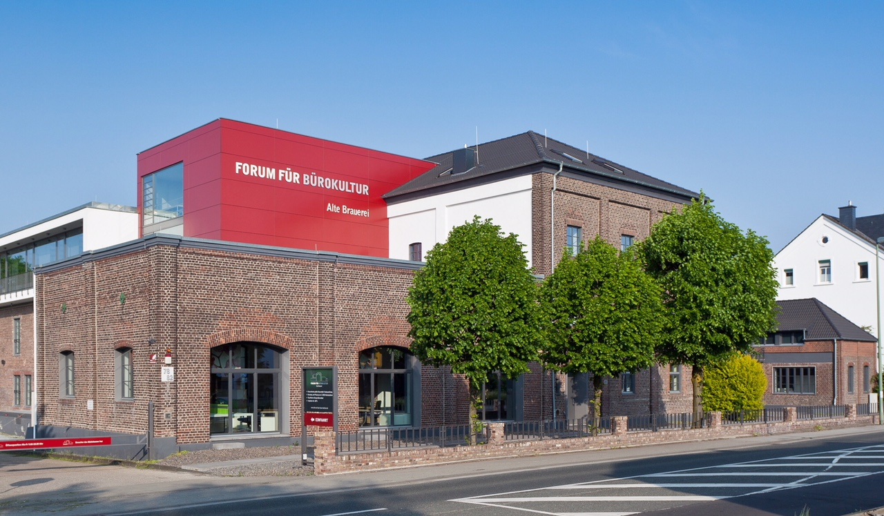 fm Büromöbel Ausstellung Meerbusch