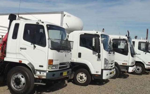 Cross Country Trucks