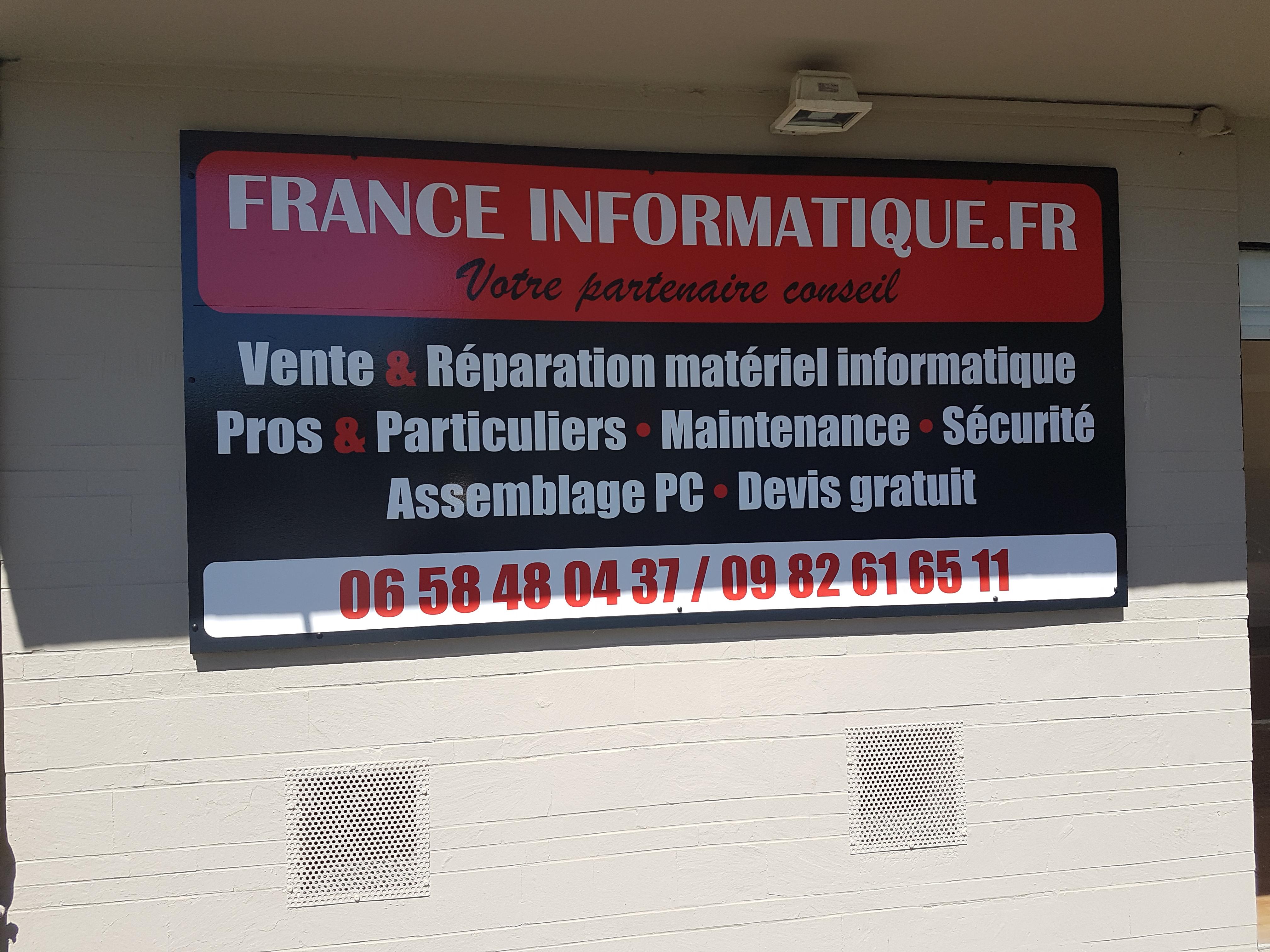 FRANCE INFORMATIQUE.FR