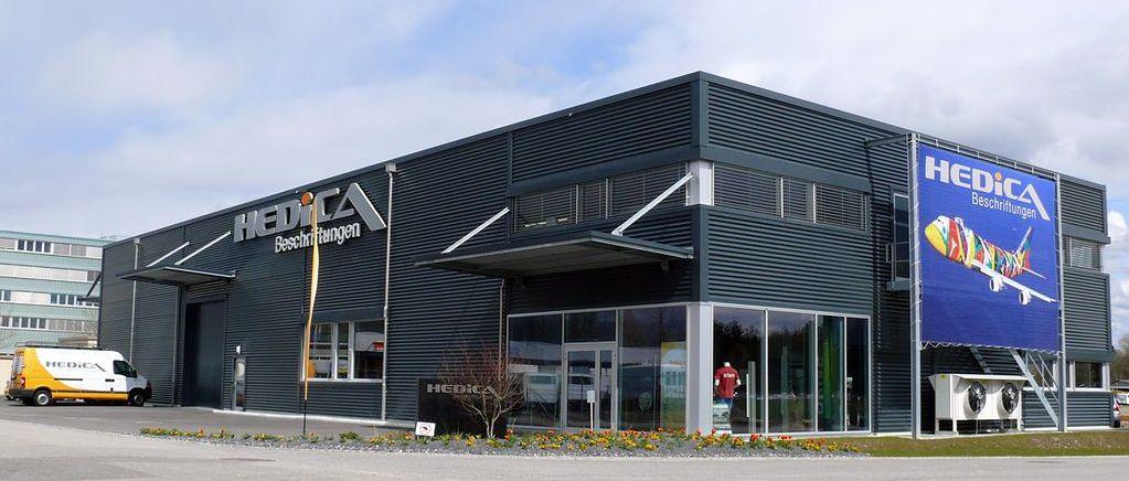 Hedica Beschriftungen GmbH