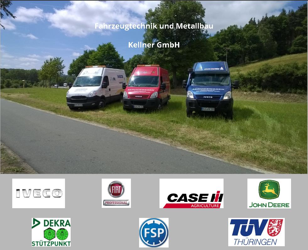 Fahrzeugtechnik und Metallbau Kellner GmbH