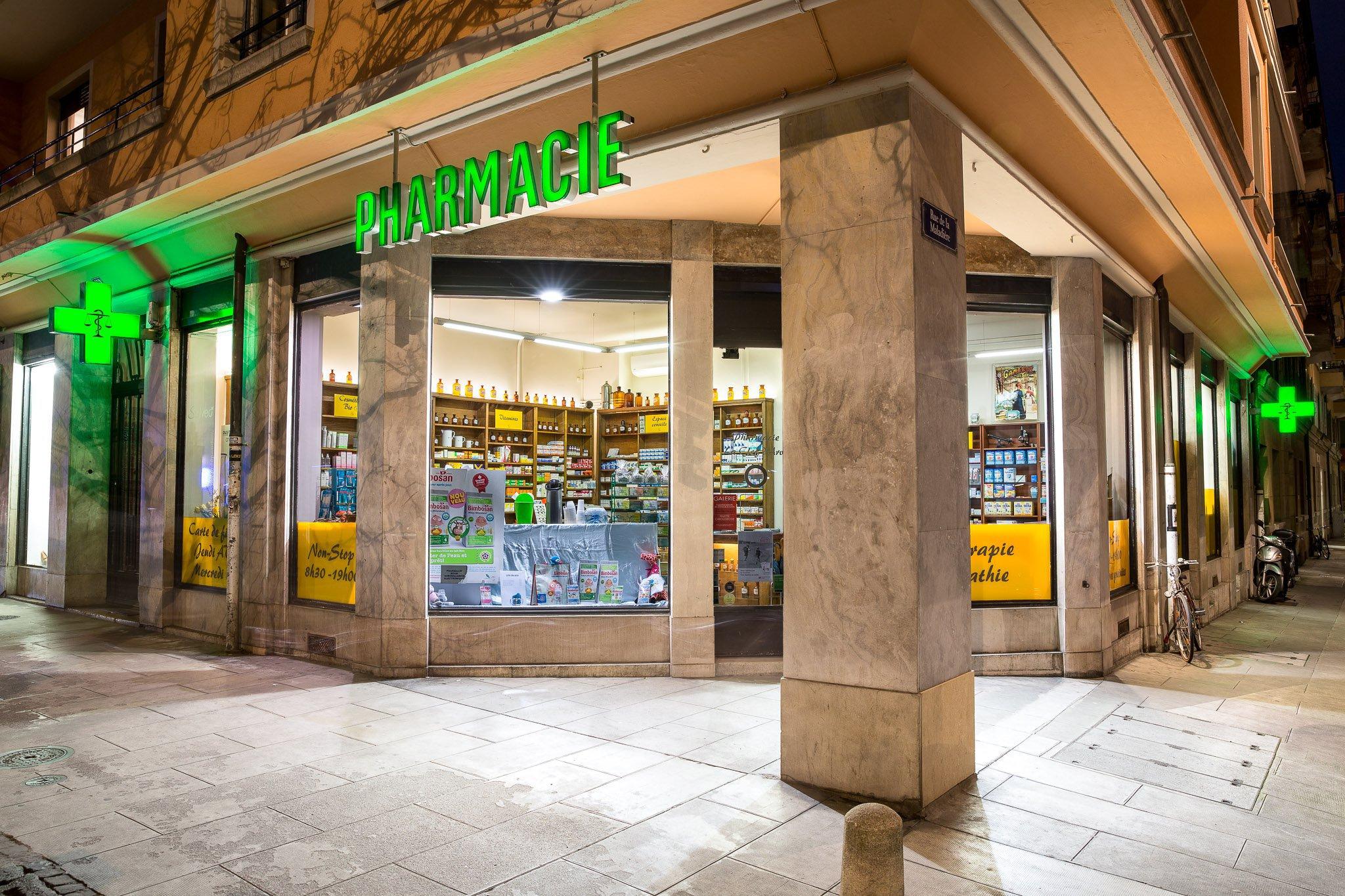 Pharmacie de la Clef d'Arve