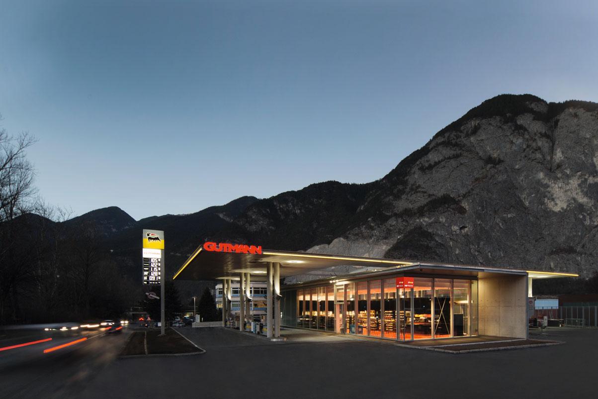 MPREIS Tankstellenshop