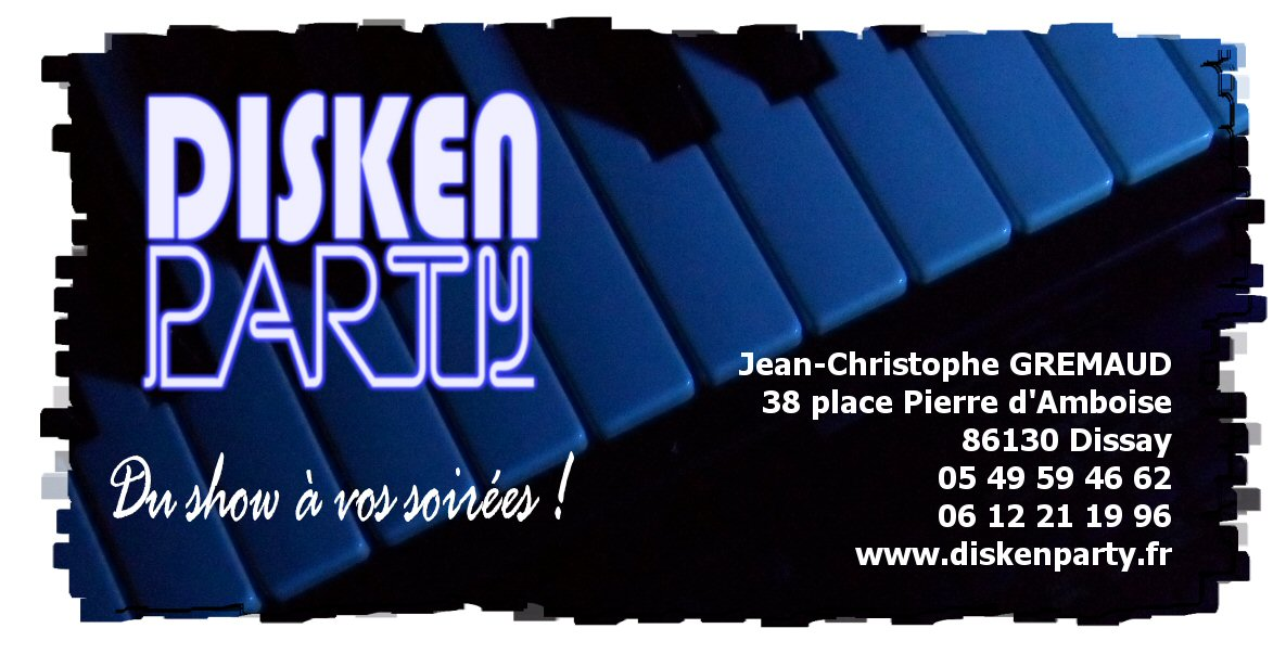 Orchestre Diskenparty