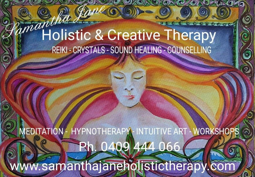 Samantha Jane Holistic Therapy