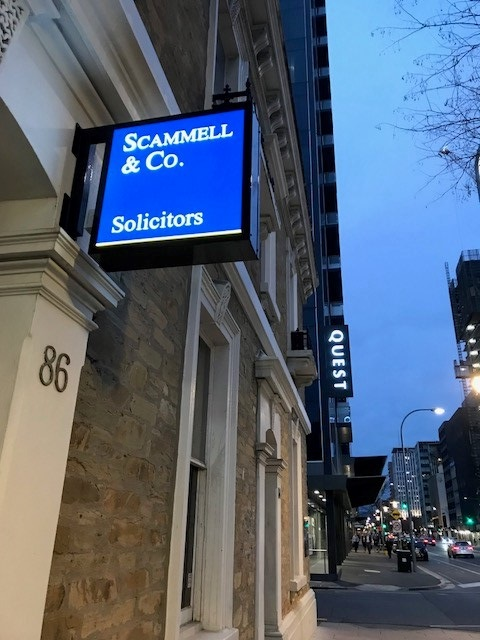Scammell & Co