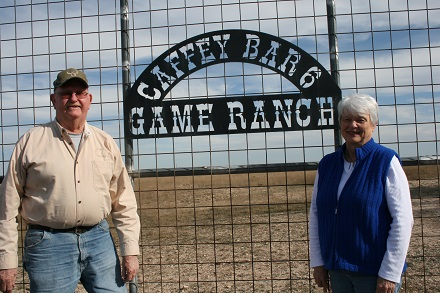 Caffey Bar 6 Game Ranch