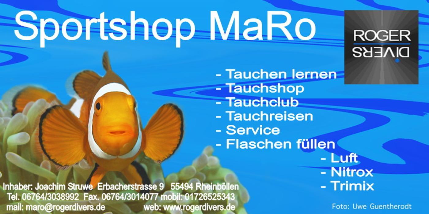 Sportshop MaRo / ROGER DIVERS