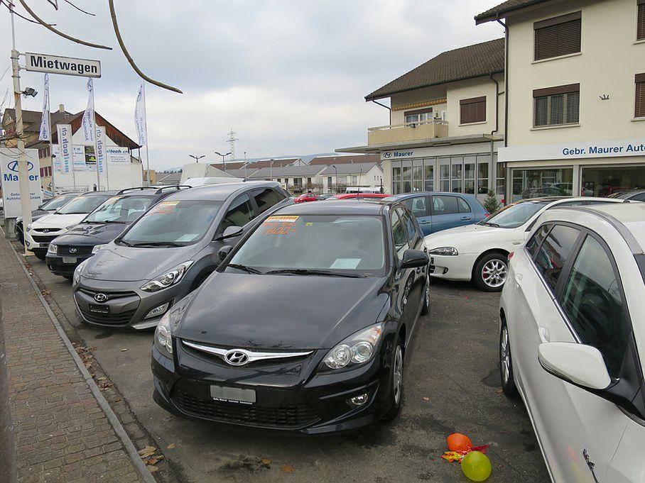 Gebr. Maurer Automobile GmbH