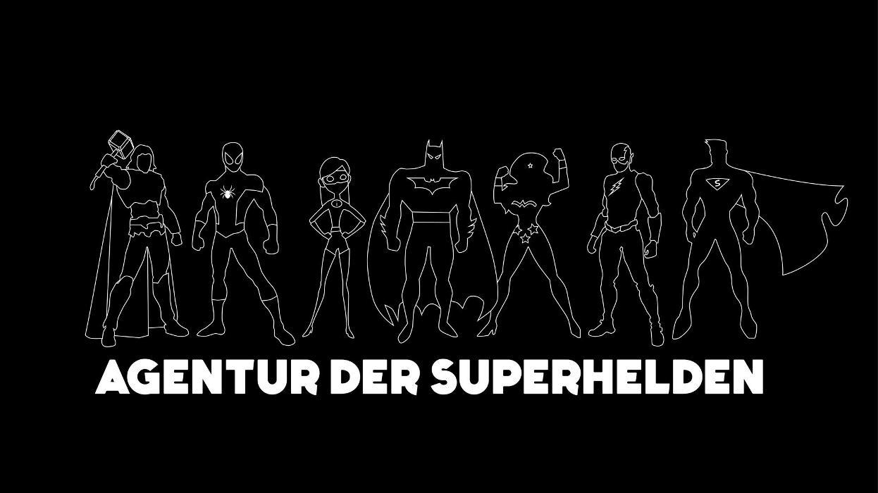 Bild zu Agentur der Superhelden in Berlin