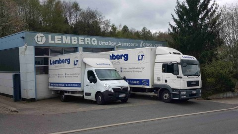 Umzüge Lemberg GmbH & Co KG