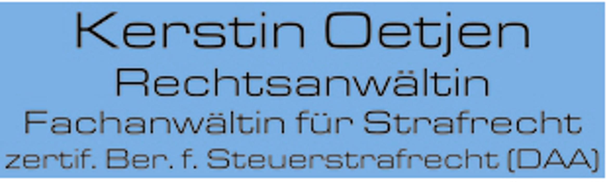 Oetjen Kerstin Rechtsanwältin in Freiburg