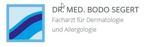 Dr. med. Bodo Segert - Facharzt für Dermatologie und Allergologie