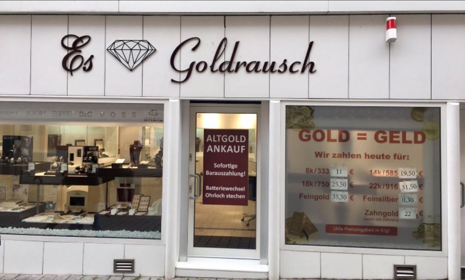 Goldankauf - Es Goldrausch Esslingen