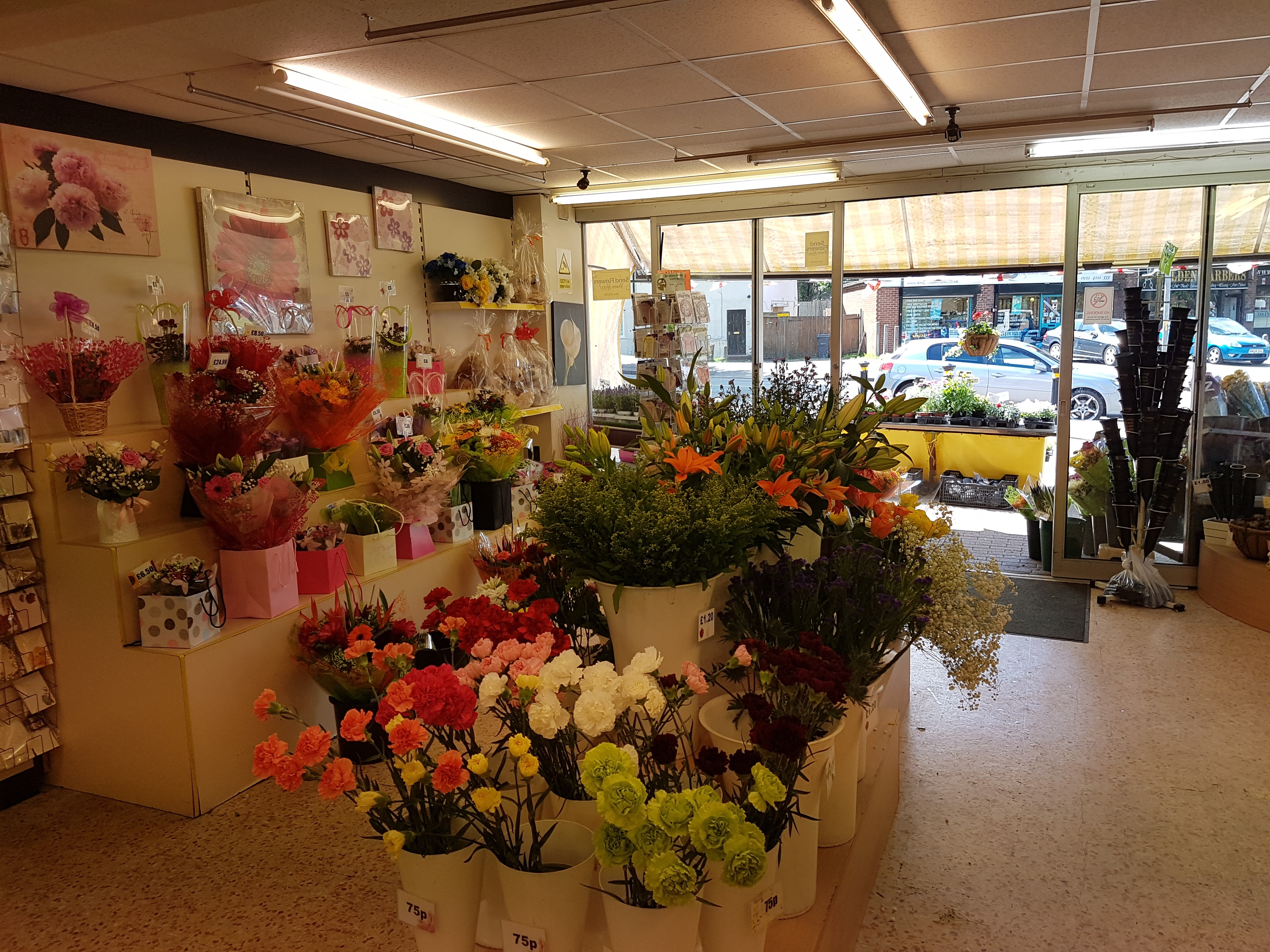 Buttercups & Daisies Florist Birmingham - West Midlands, West Midlands B29 5LB - 01214 766534 | ShowMeLocal.com