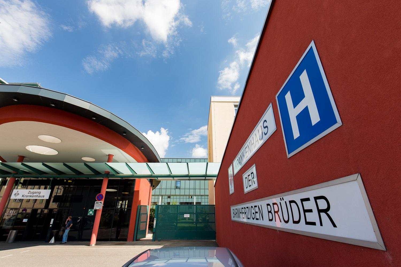 Krankenhaus der Barmherzigen Brüder Graz, Standort Marschallgasse