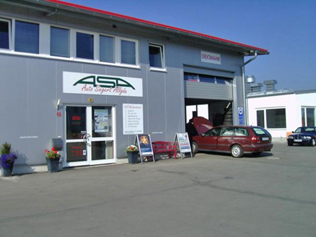 ASA Auto Siegert Allgäu