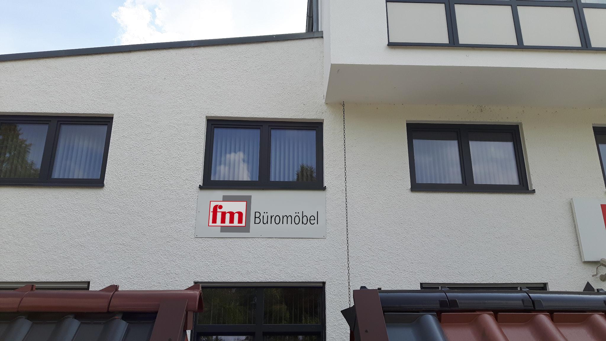 fm Büromöbel Ausstellung in Lauf an der Pegnitz