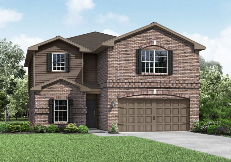 LGI Homes - Liberty Parke - Liberty Hill, TX 78642 - (855)945-8222 | ShowMeLocal.com