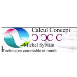 Comptable Calcul Concept