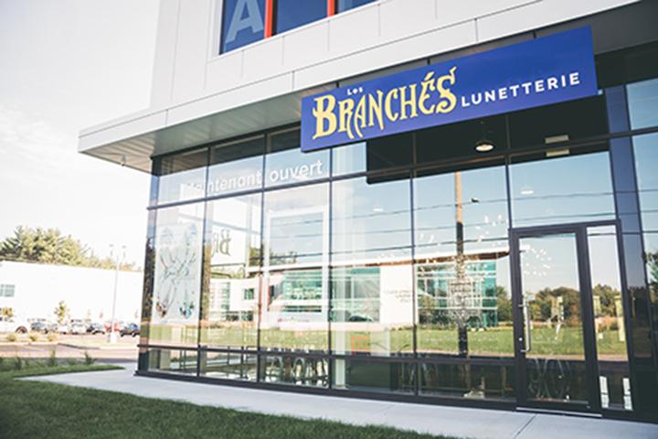 Les Branchés Lunetterie inc | Blainville - Blainville, QC J7C 5S4 - (579)477-0248 | ShowMeLocal.com