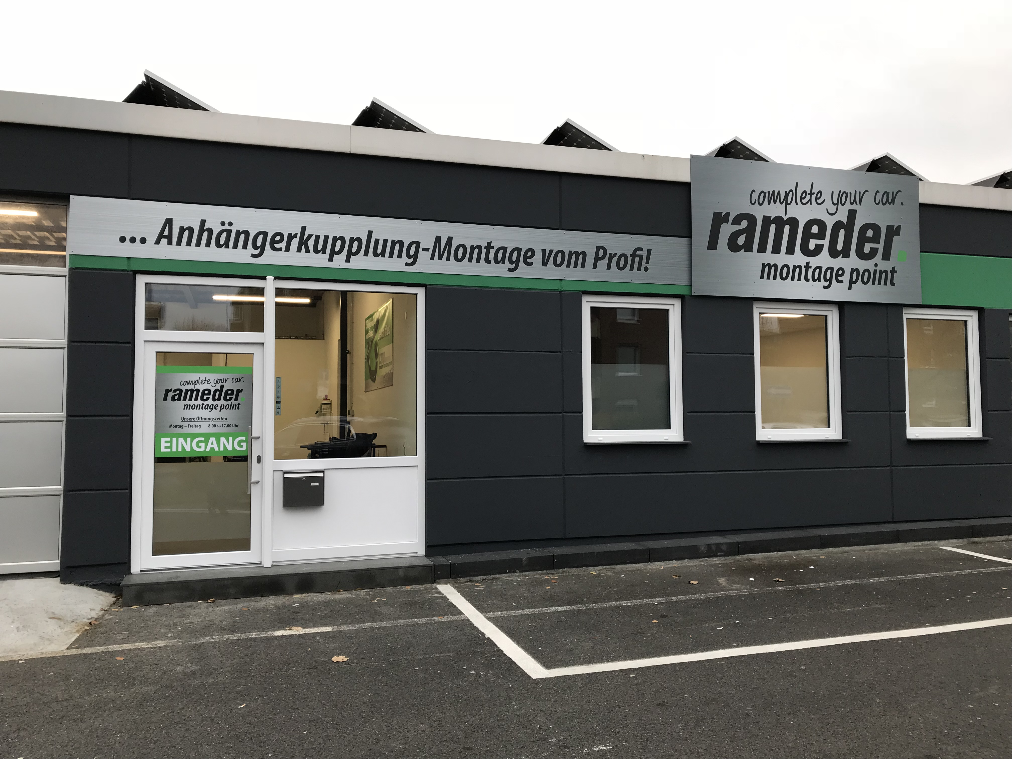 Rameder Montagepoint Bonn